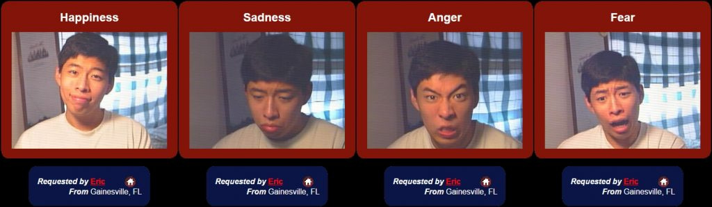 Eric-Emotions